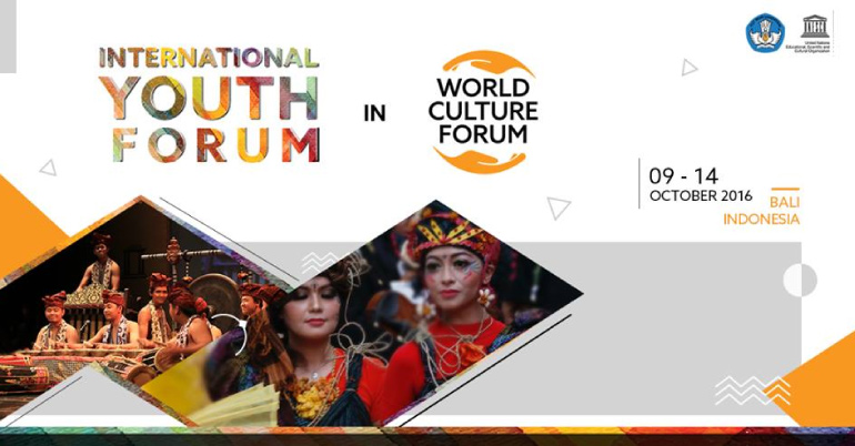 Call for Participants: International Youth Forum 2016 in Bali, Indonesia  Glocal Khabar