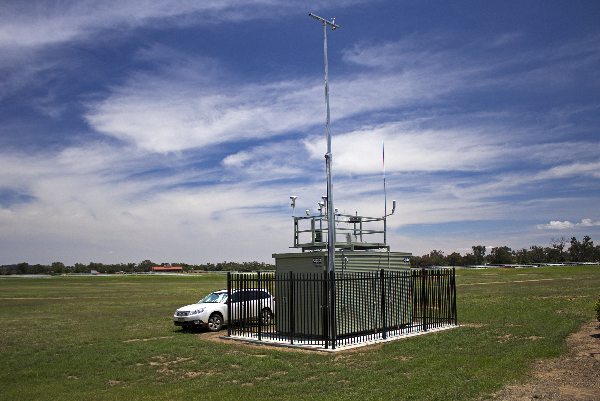 15 air quality monitoring equipment to be installed in ...