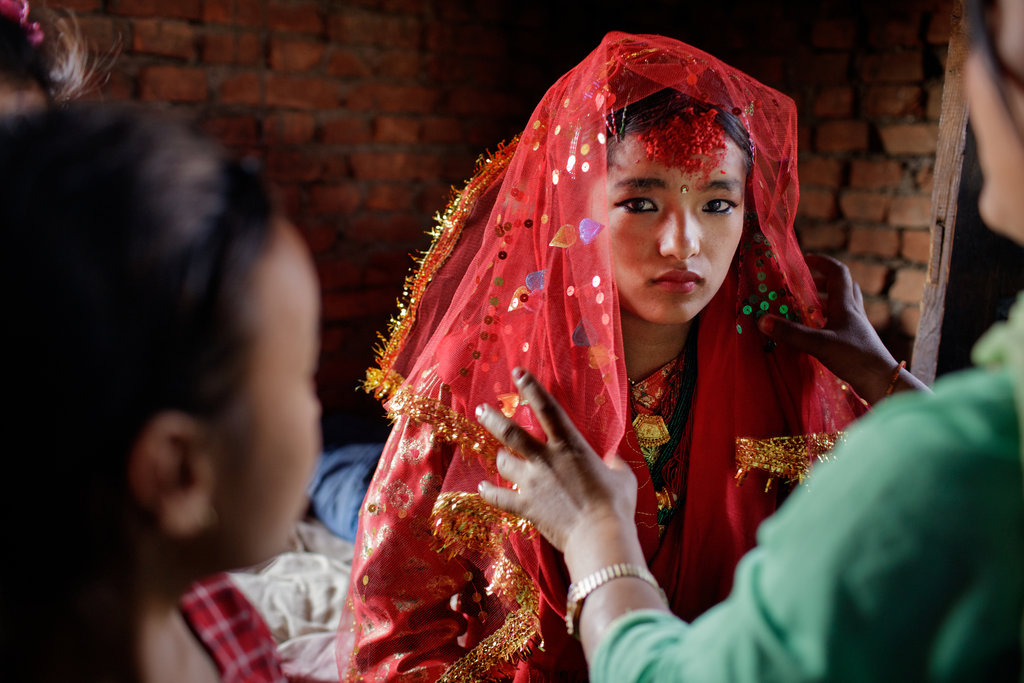 teenagers atilde cent euro acirc cent club foils child marriage glocal khabar